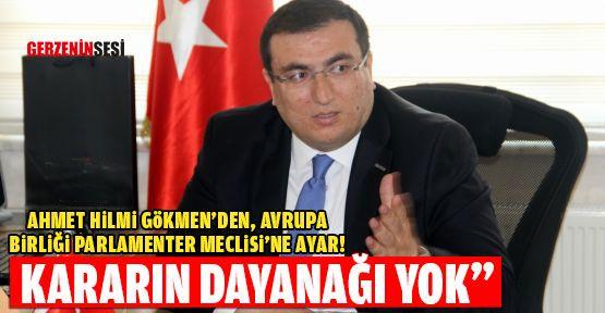 """MÜSİAD Sinop Başkanı: """"AKPM Kararının Dayanağı Yok"""""""