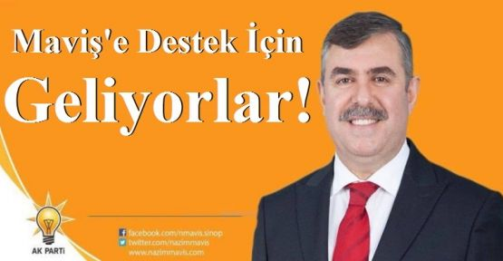 Nazım Maviş'in Dostları Destek İçin Sinop'a Geliyor