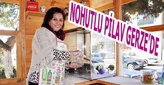 Nohutlu Pilav Gerze'de