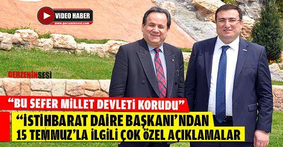 """Orakoğlu: """"Türkiye'nin Küresel Bir Güç Olması Engellenmek İsteniyor"""""""
