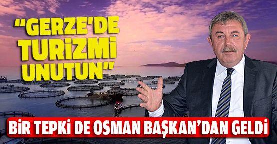 Osman Başkan'dan Balık Üretim Tesisine Tepki!