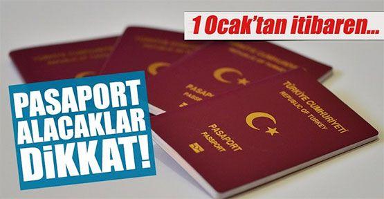 Pasaport İşlemlerini Nüfus Müdürlüğü Yapacak
