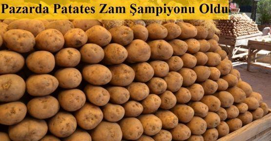 Patates Zam Şampiyonu Oldu