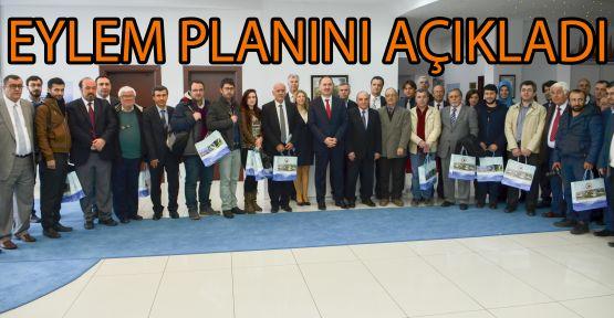 Rektör Dalgın,  2016 - 2019 Eylem Planı'nı Açıkladı