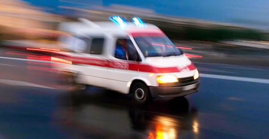 """Sağlık Müdüründen Sürücülere """"Ambulans Uyarısı"""""""