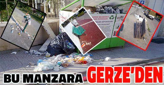 Sahil Şeridi Çöpten Geçilmiyor!!!