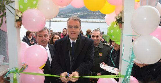 Sardunya Kafe Açıldı