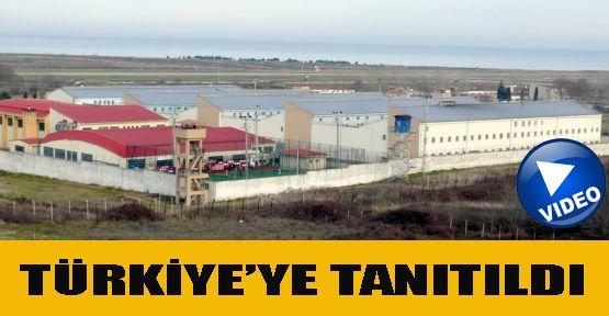 SHOW TV Haber Ekibi Sinop E Tipi Cezaevini Türkiye'ye Tanıttı