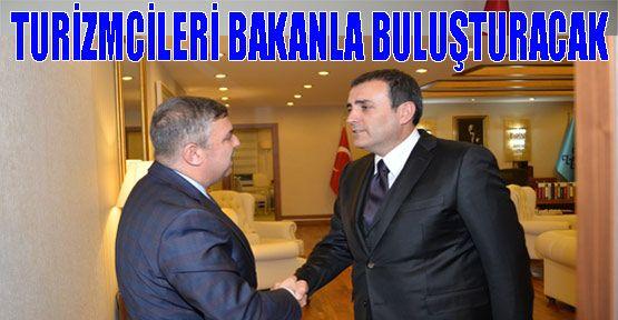 Sinop Turizmcileri ile Kültür ve Turizm Bakanı Bir Araya Geliyor