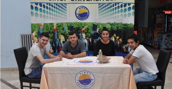 Sinop Üniversitesi 2015-2016 Kayıt Dönemi Başladı