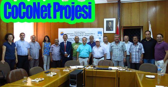 Sinop Üniversitesi CoCoNet Projesiyle Bölgeye Değer Katıyor