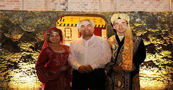 Sinoplu Bakan Yardımcı Mehmet Ersoy Boyabatlılarla Buluştu