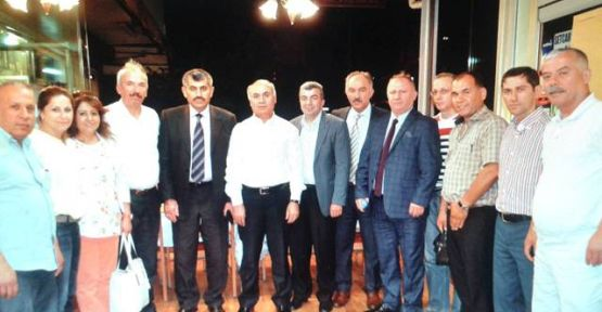 SİYAD Genel Başkanı Keramettin ARPACI Ankara'da idi.