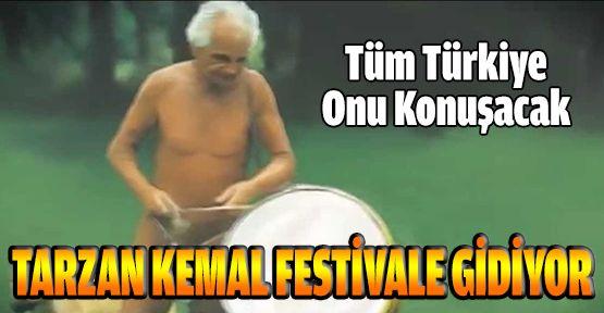 Tarzan Kemal İstanbul'a Gidiyor