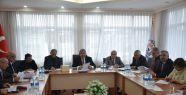 2015 Yılının İlk Toplantısı Yapıldı