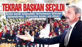 Turgay Şen tekrar başkan