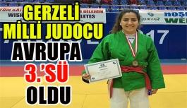 Milli Judocumuz Avrupa 3.'sü Oldu