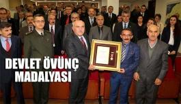 Sinoplu Gaziye Devlet Övünç Madalyası