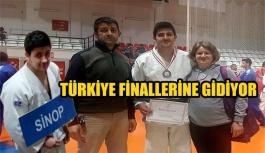 Gerzeli Judocu Türkiye Finallerinde