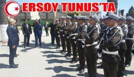 Mehmet Ersoy'dan Tunus Ziyareti