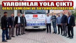 """""""Sinop Ekmeğini ve Suyunu Suriyelilerle Paylaşıyor"""""""