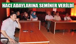 Hacı adayları hazırlıklara başladı