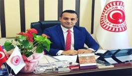 Barış Karadeniz Yeniden Meclis Divan Üyesi