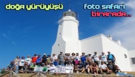 Doğa Yürüyüşü ve Foto Safari Yarışması yapıldı