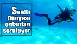 Sinop'ta Dalgıçlık Eğitimi