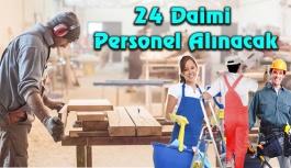 Sağlık Bakanlığı Sinop'ta 24 daimi personel alacak