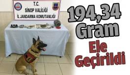 Sinop'ta Uyuşturucu Kaçakçılığı!