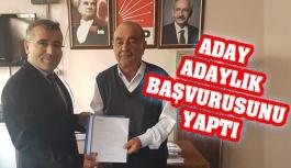 İstanbullu aday adaylığını açıkladı