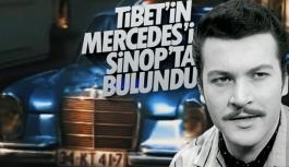Kartal Tibet'in Efsane Otomobili Sinop'ta...
