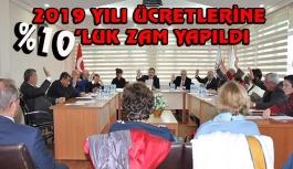 Meclisin bu yıl ki son toplantısı yapıldı