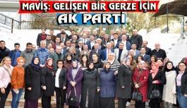 Ahde Vefa toplantısında AK Parti'liler bir araya geldi