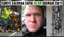 Camiye Saldıran Sapık, İslam Düşmanı...