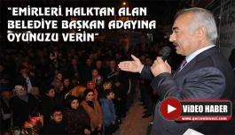 Ersoy'dan 'Cevat Hocaya' Destek Ziyareti