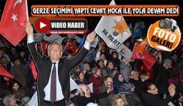 """Gerze seçimini yaptı """"Cevat Hoca"""" ile yola devam dedi"""