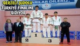 Gerzeli Judocu Türkiye Finallerine gidiyor
