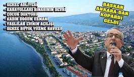Ankara'da Başdöndüren Diplomasi