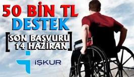 Engelli ve eski hükümlülere destek