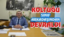 Türkiye İş Bankası A.Ş Gerze Şubesine Yeni Müdür