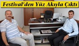 Başkan Acar'dan Nezaket Ziyareti