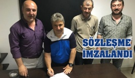 Sinop Spor'un Yeni Teknik Direktörü