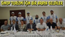 Sinop Turizmine Profesyonel Dokunuş