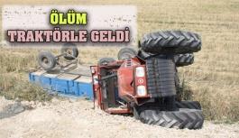 Traktör Kazası Bir Ölüm Daha Getirdi