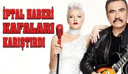 Ümit Besen&Pamela Konseri İptal Edildi