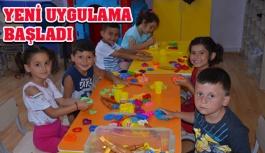 Anaokulu Yaz Eğitim Programı Başladı
