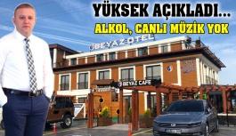 Beyaz Otel'de Alkol ve Canlı Müzik...