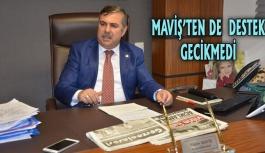 Sinop Basınına Bir Destek De Maviş'ten